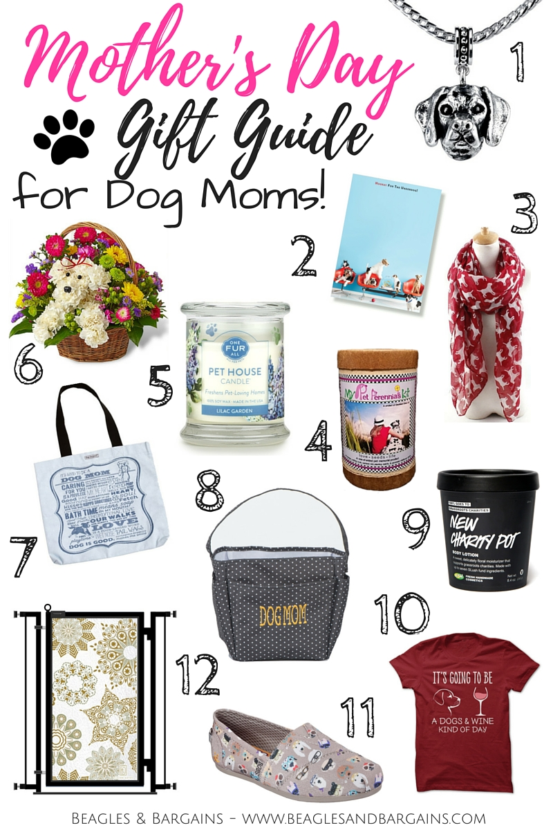 Hilarious Dog Moms 2016 Day Gifts Day Gift Guide Dog Moms Gifts Dogs Amazon Gifts Dogs bark post Gifts For Dogs
