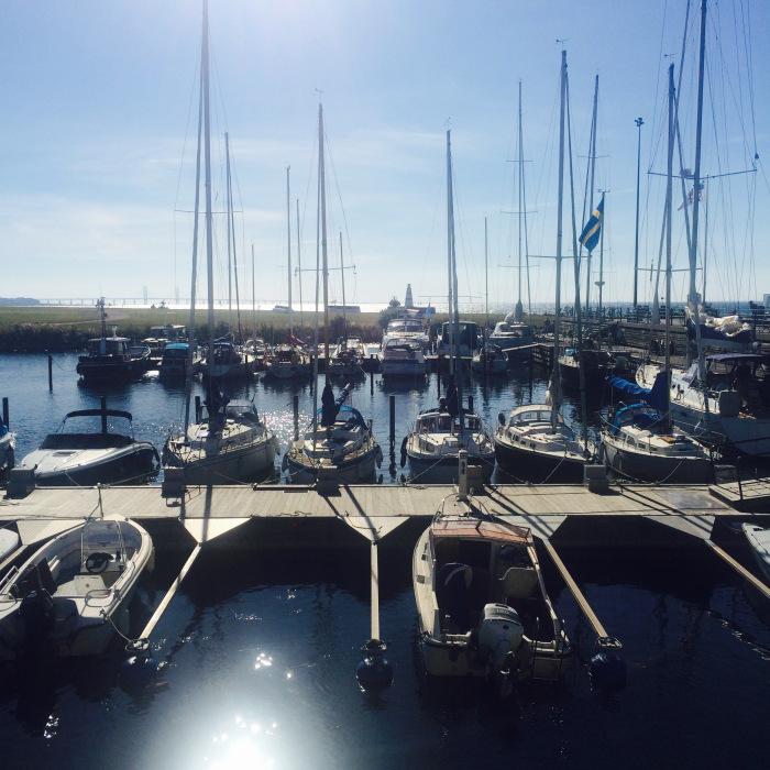 malmö, vastra hamnen