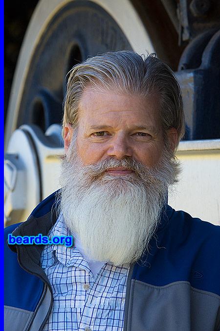 Barry's outstanding beard