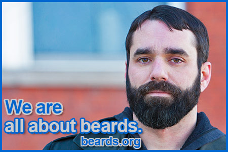 We are all about beards.