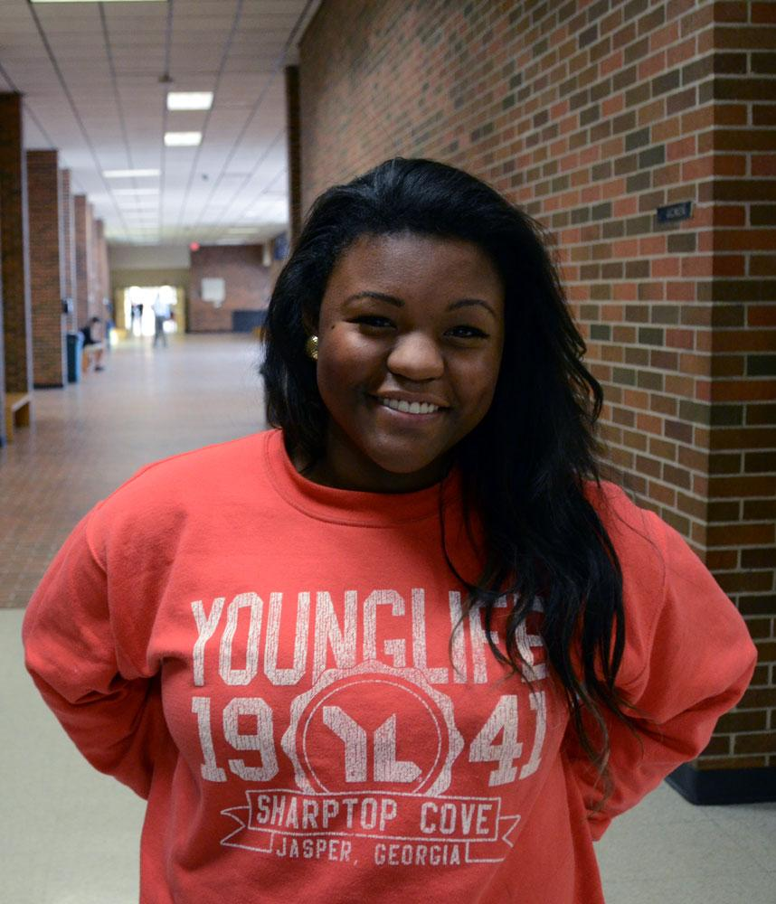 Meet homecoming queen candidate Christina Young