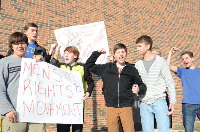 Why I Don't Need Men's Rights Movement