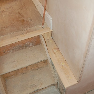 New steps to living space