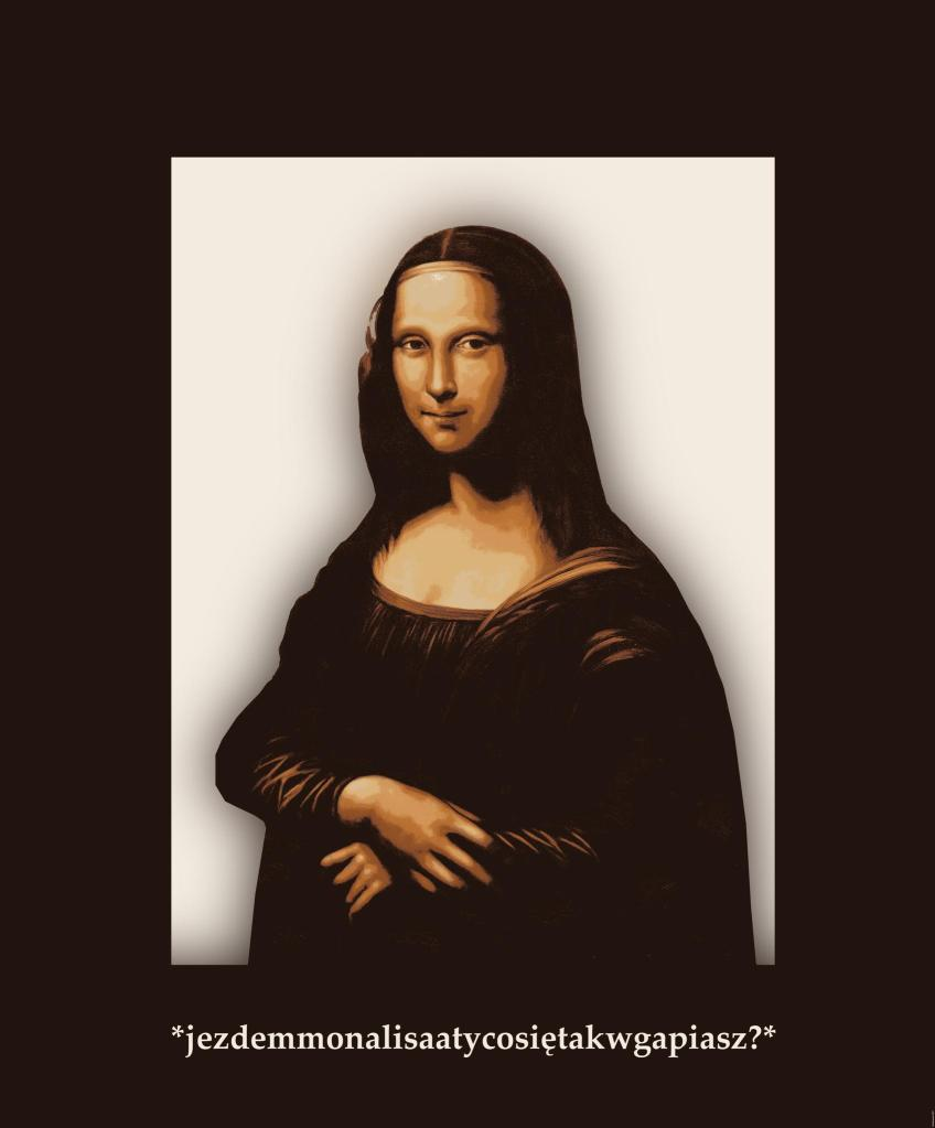 Grafika Mona Lisa