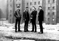 The Beatles, Liverpool, September 1962