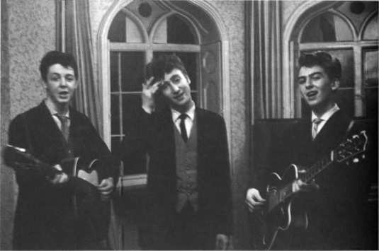 The Quarrymen, 20 December 1958