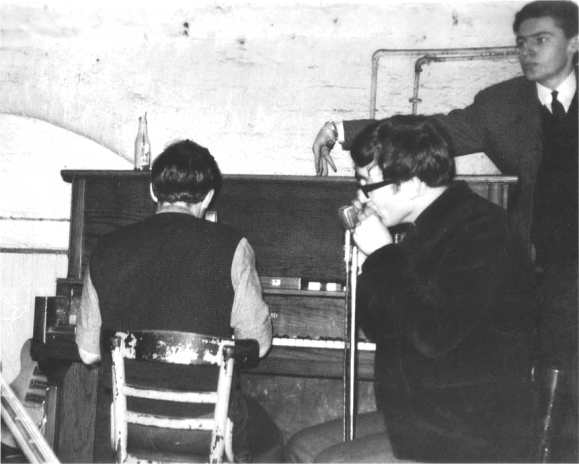 The Beatles, Cavern Club, Liverpool, 3 June 1962
