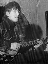George Harrison, Cavern Club, Liverpool, 22 August 1962