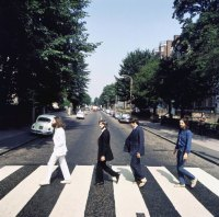 Picture two from the Abbey Road photography session