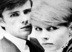 Stuart Sutcliffe and Astrid Kirchherr