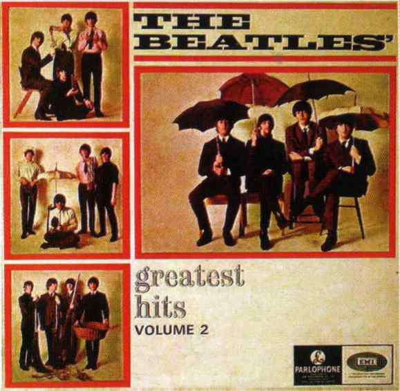Greatest Hits Volume 2 album artwork - Australia