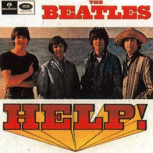 Help! EP artwork - Australia