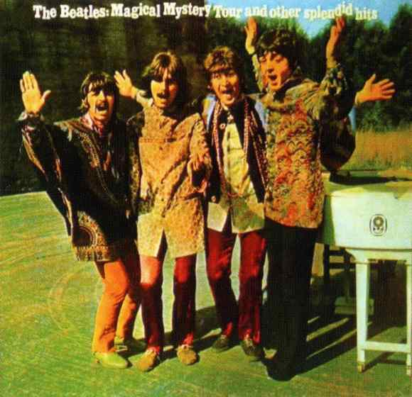 Magical Mystery Tour And Other Splendid Hits album artwork - Australia