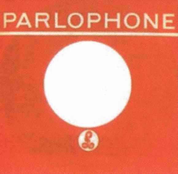 Parlophone single sleeve, 1963-66 - Australia
