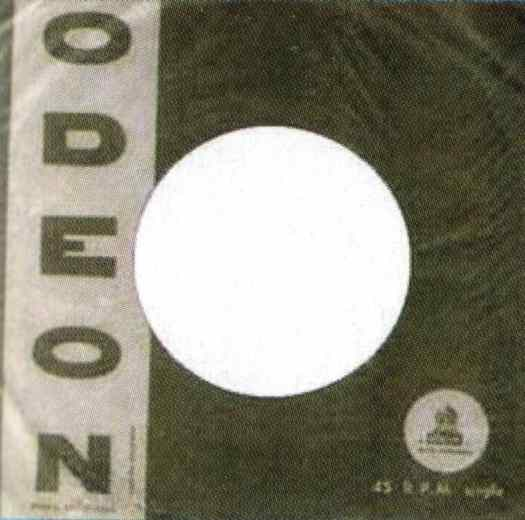 Odeon single sleeve, mid 1960s - Chile