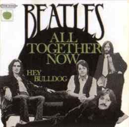 All Together Now single artwork - France
