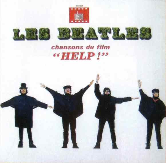 Help! album artwork - France