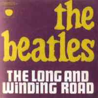 The Long And Winding Road single artwork - France