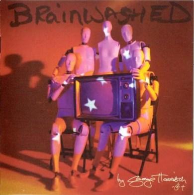 Brainwashed album artwork - George Harrison