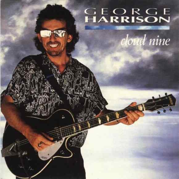 Cloud Nine album artwork - George Harrison