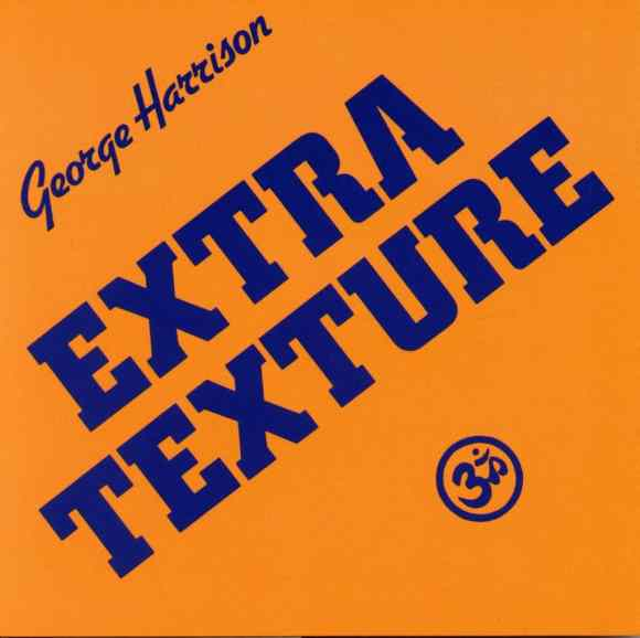 Extra Texture album artwork - George Harrison
