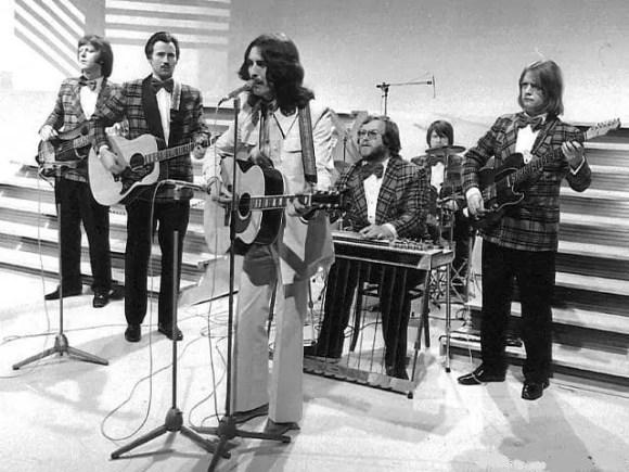 George Harrison, 1970s