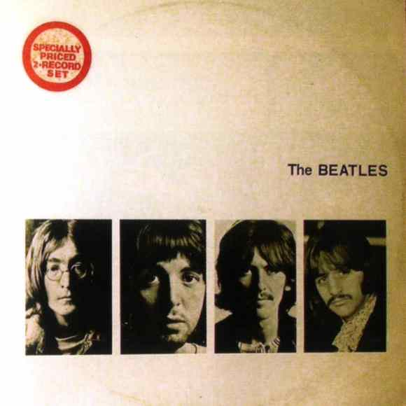 The Beatles (White Album) artwork - Israel