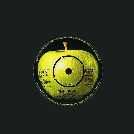 Stand By Me single - John Lennon