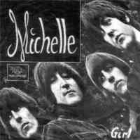 Michelle single artwork - Netherlands