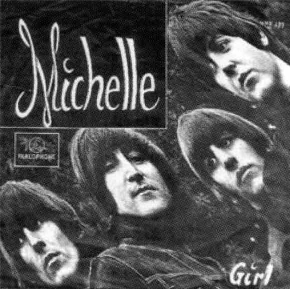 Michelle single artwork - Netherlands