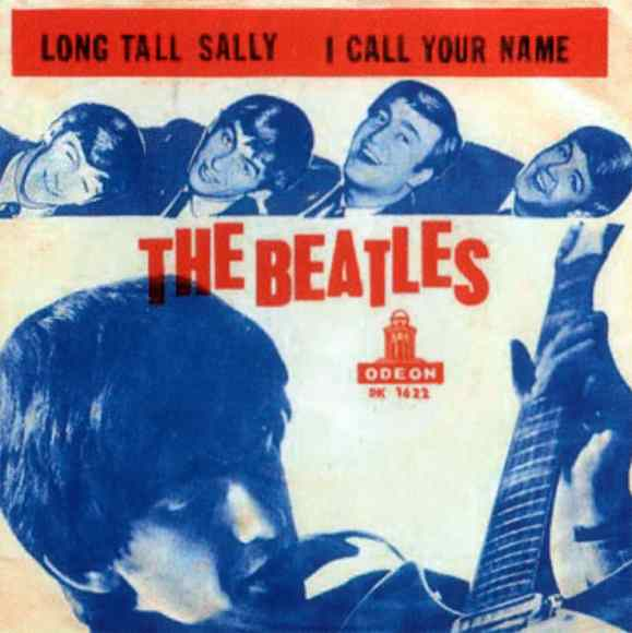 Long Tall Sally single artwork - Norway