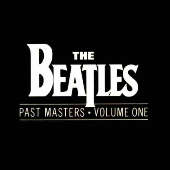 Past Masters Volume One album artwork