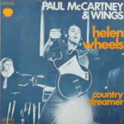 Helen Wheels single artwork - Paul McCartney & Wings