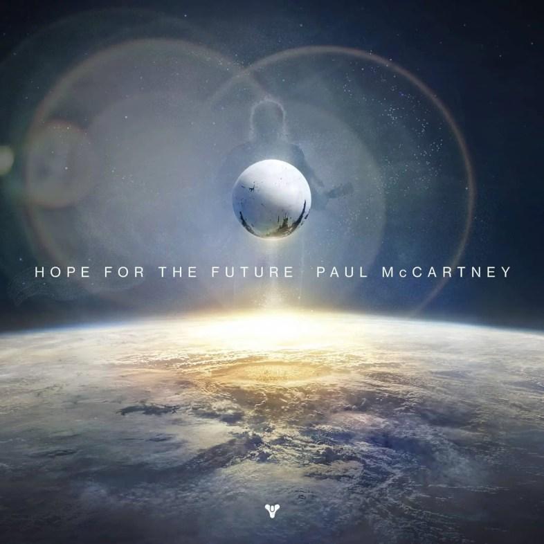 Paul McCartney - Hope For The Future cover artwork
