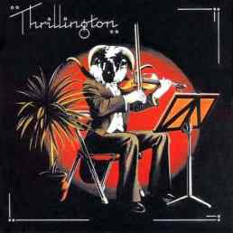 Thrillington album artwork - Percy 'Thrills' Thrillington (Paul McCartney)