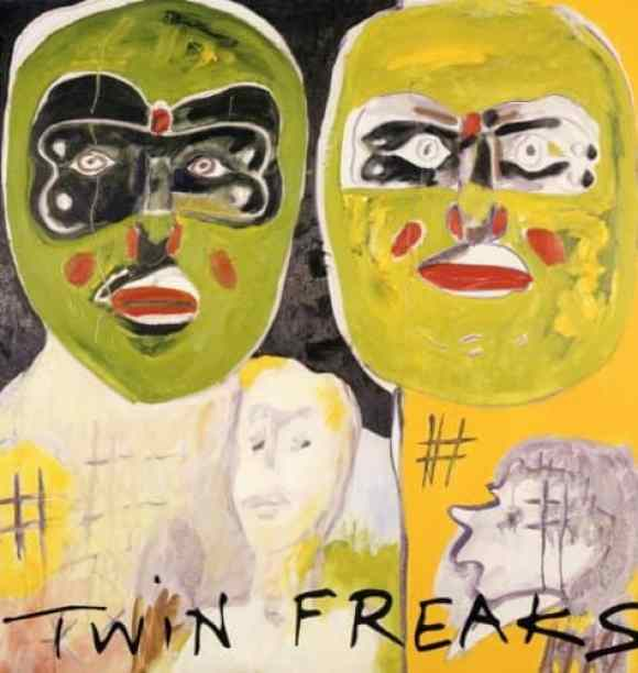 Twin Freaks album artwork - Paul McCartney and Freelance Hellraiser