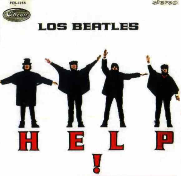 Help! album artwork - Peru