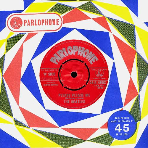 "The Beatles Polska: W Anglii ukazuje się singiel ""Please Please Me / Ask Me Why"""