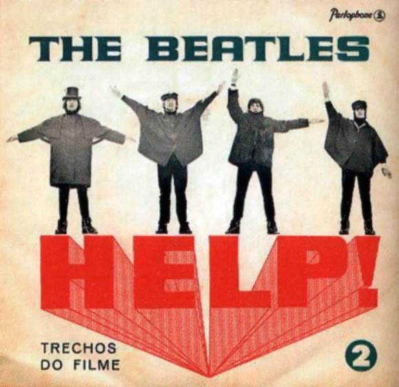 Help! EP 2 artwork - Portugal