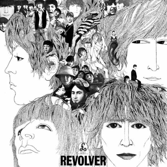 Revolver album artwork