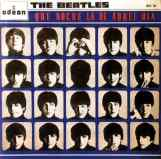 Que Noche La De Aquiel Dia (A Hard Day's Night) album artwork - Spain