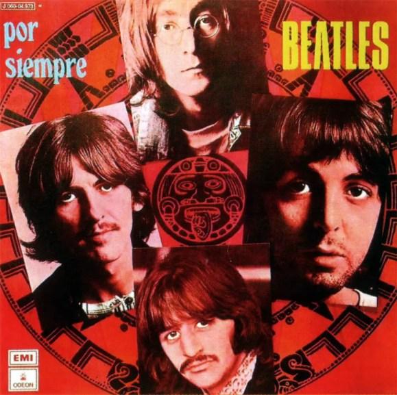 Por Siempre album artwork - Spain