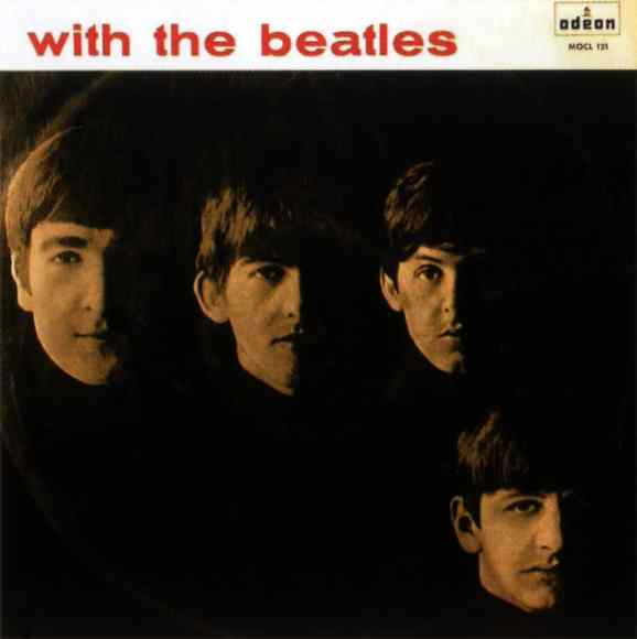 With The Beatles album artwork - Spain