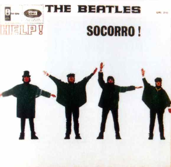 Help! album artwork - Uruguay