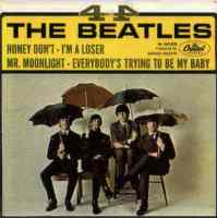 4 By The Beatles EP artwork - USA