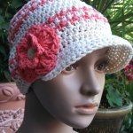 Summer Crochet Hat….