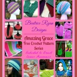 Amazing Grace Free Crochet Pattern Series Round~Up!