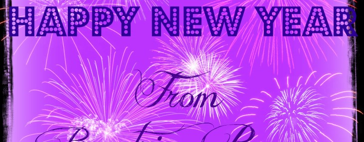 Happy 2016!!! It's A Brand New Year…