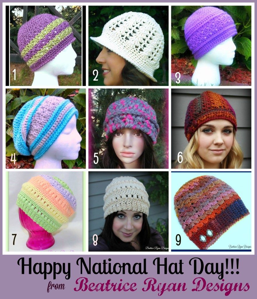 National Hat Day 2016