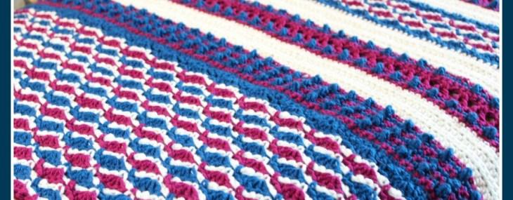 Crochet with Me!! Winter 2016 Crochet-A-Long… Week 6!!